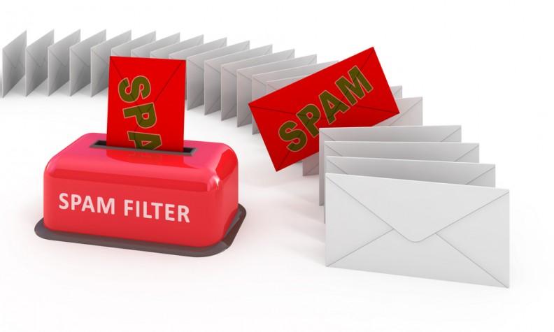 spam-filtresi