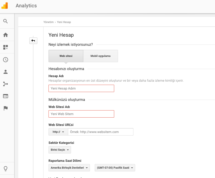 Google-Analytics-Hesabi