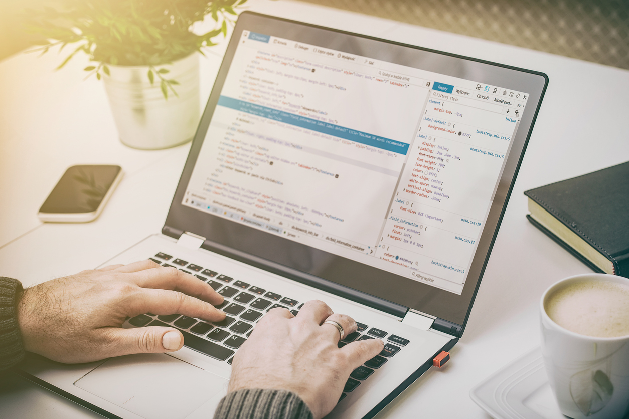 veri odaklı web sitesi
